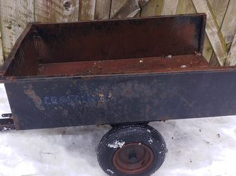 Craftsman Tractor Dump Cart for Sale in Yorktown Heights,  NY