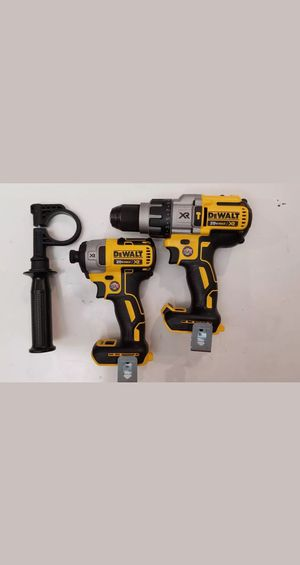 Hammer drill + drill de impacto XR 3 speed ((( tools only))) for Sale in Bailey's Crossroads, VA