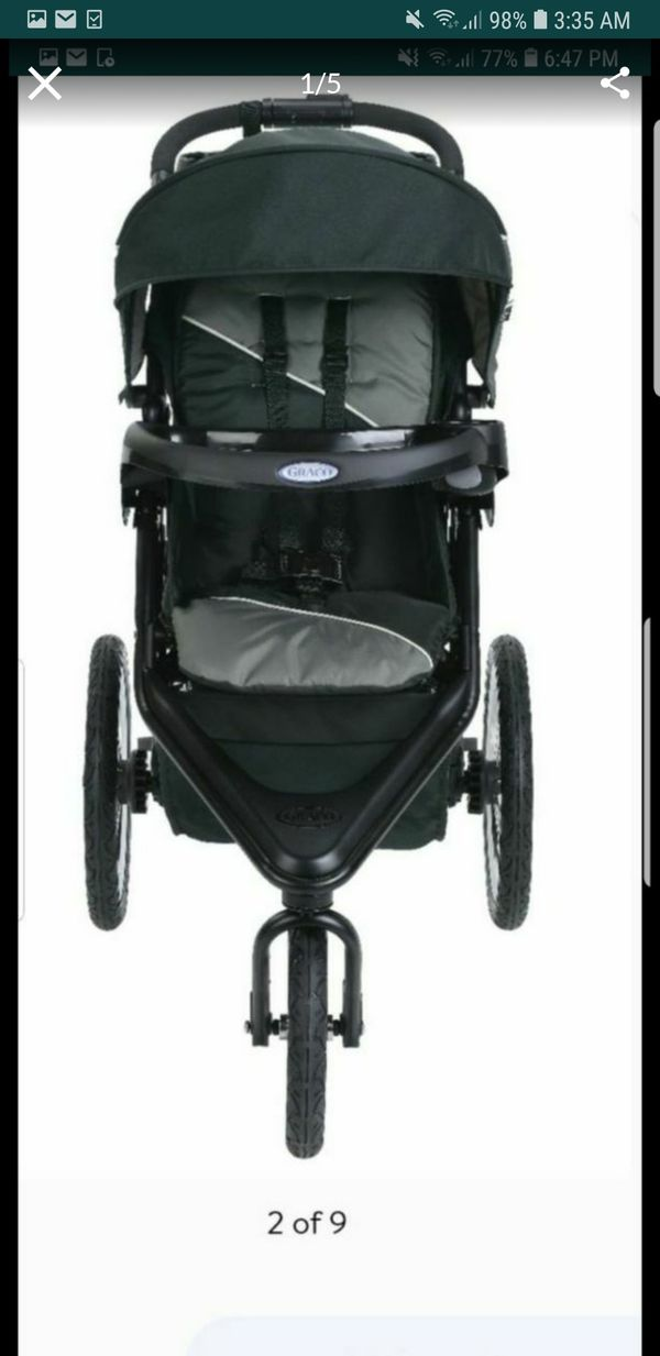 Graco Trax Jogger Click Connect Stroller New For Sale In