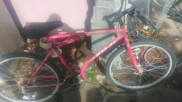 """Folding fuji 26"""" mountain bike"""
