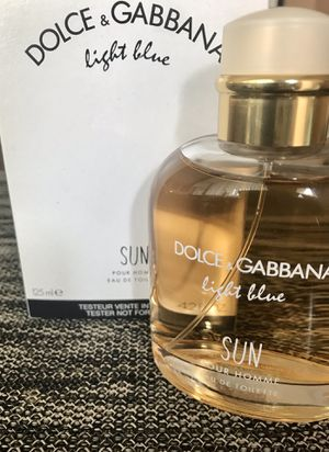 Dolce & Gabbana LIGHT BLUE SUN for Sale in Alexandria, VA