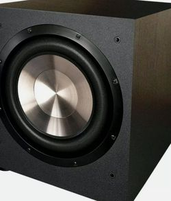 Powered Subwoofer 12 INCH /BIC-FORMULA/>>>475 WATTS OF POWER!!!IN GREAT CONDITION,LIKE NEW!! !!!FIRM PRICE!!Great LOUD BASS SOUND! for Sale in Irwindale,  CA