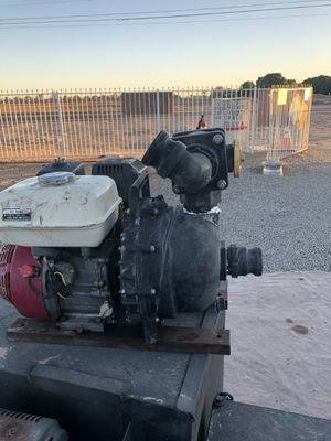 Water pump gas honda for Sale in Yuma, AZ
