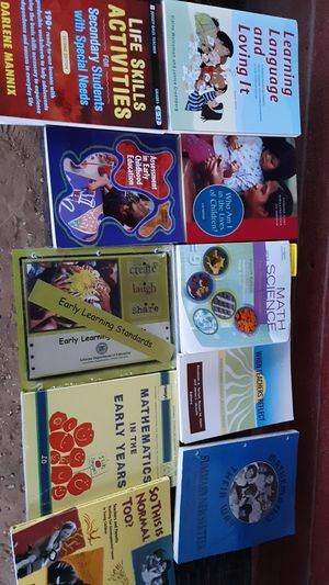 FREE books for teachers, daycare providers, parents for Sale in Phoenix, AZ