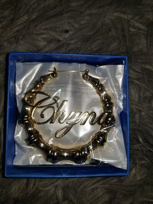 Custom made earrings for Sale in Washington, DC