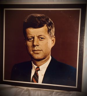 John F Kennedy 33 record for Sale in Westminster, CO
