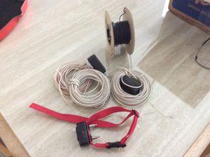 PetSafe Electric Dog Fence Supplies & Collar for Sale in Buckeye, AZ