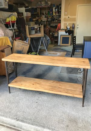 Sofa table/ Tv stand for Sale in Tulare, CA