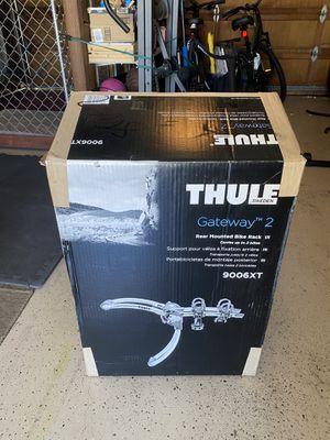 Thule Gateway 2-bike truck rack for Sale in Hayward, CA