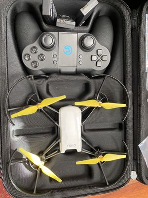 Tello drone, Bluetooth controller, plus extras for Sale in Clermont, FL