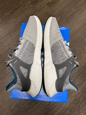 """ADIDAS BOOST EQT SUPPORT 93/17 """"WELDING GREY"""" SZ 11.5 for Sale in Washington, DC"""