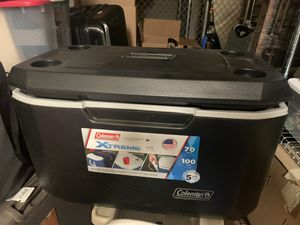 Coleman Xtreme Cooler - 70 qts. for Sale in Irvine, CA