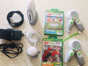 Leap frog TV game console for Sale in San Diego, CA