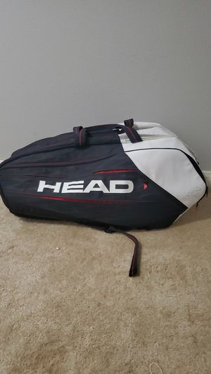 Head speed 12 racket tennis bag for Sale in Norco, CA