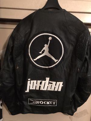 Men's Jordan Motorcycle jacket for Sale in Los Angeles, CA