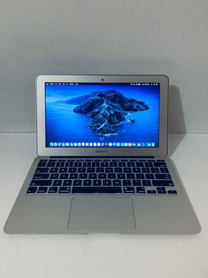 2012 Apple MacBook Air laptop | 11.6 in | Core i5 | 128 SSD | 4GB | macOSX Catalina 10.15 | Battery + Charger + Office 2016 for Sale in Doral, FL