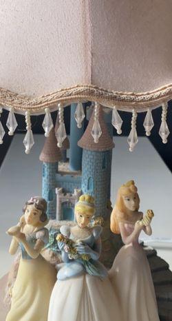 Disney Princess Lamp for Sale in Austin,  TX