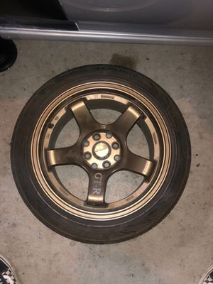 Versus wheels for Sale in Escondido, CA