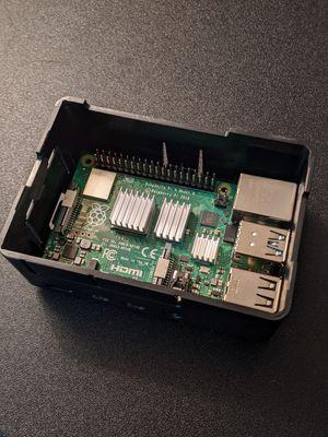 Raspberry Pi 4B Starter Kit w/ USB WiFi Adapter for Sale in Princeton, NJ