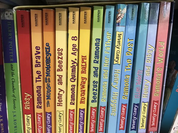 Beverly Cleary book set