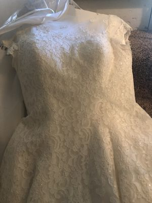 Tea length wedding dress for Sale in Washington, DC