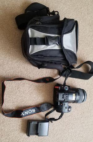 Sony Camera a33 for Sale in Bristow, VA
