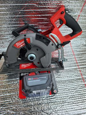 MILWAUKEE SKILLSAW AND BATTERY 380 for Sale in Lynwood, CA