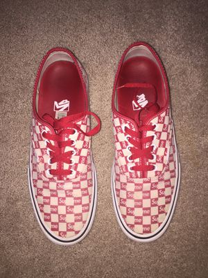 Supreme vans for Sale in Durham, NC