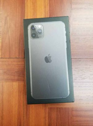 Apple Iphone 11 Pro Max. Apple Unlocked. for Sale in Baltimore, MD