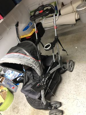 Baby Trend Sit N Stand Ultra Stroller for Sale in Norwalk, CA