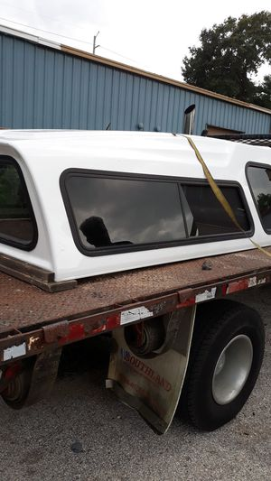 Camper top for truck for Sale in Houston, TX
