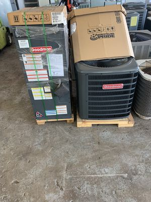 Ac unit set 2 tons installed NEW for Sale in Miramar, FL