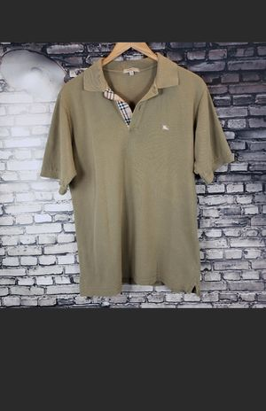 Burberry polo for Sale in Madera, CA