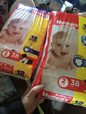 Huggies diapers for Sale in Columbus, OH