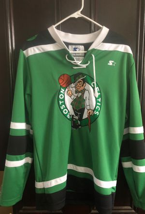 Celtics Hockey Jersey (Limited Edition) for Sale in Blackstone, MA