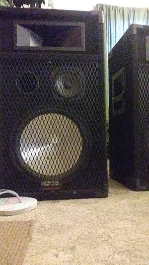 Digital Pro Audio/350 watts for Sale in Winton, CA