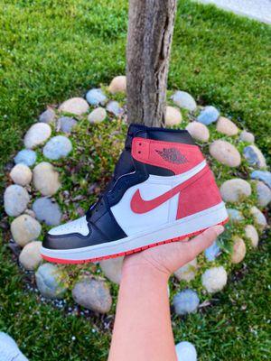 Jordan 1 Track Red 1s EU exclusive size 10.5 for Sale in Stockton, CA