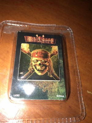 Disney Pirates of the Caribbean Dead Man's Chest Pin for Sale in Phoenix, AZ