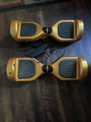 2 hoverboards for price of 1 for Sale in Appleton, WI