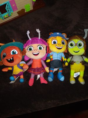 Beat bugs plushies for Sale in Surprise, AZ
