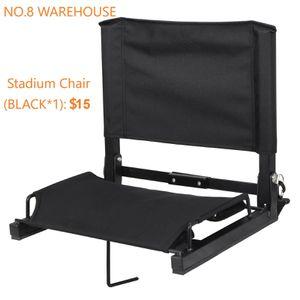 Stadium Chair(BLACK*1)/Stadium Chair(BLACK*2) for Sale in La Puente, CA