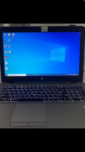 HP EliteBook 850 G3 laptop for Sale in San Diego, CA