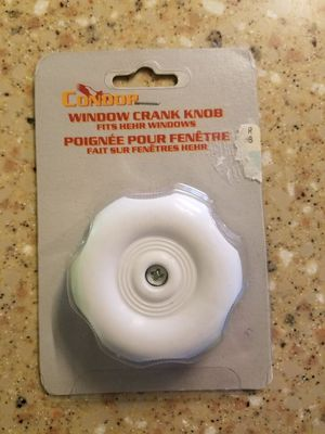 Window crank knob for travel trailers for Sale in PT CHARLOTTE, FL