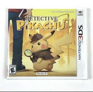 Detective Pikachu (Nintendo 3DS for Sale in Waterbury, CT