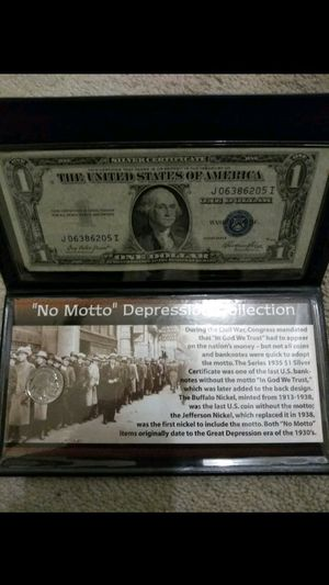 1935 Silver Certificate for Sale in Herndon, VA