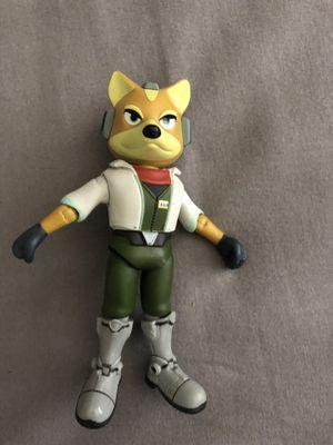 Nintendo star fox toy figure for Sale in Riverside, CA