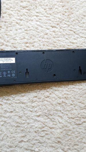 HP Ultra slim docking station for Sale in Lombard, IL