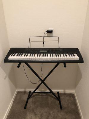 Casio Keyboard for Sale in Payson, AZ
