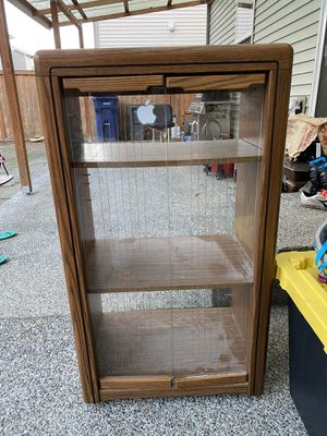 Audio Video Component Cabinet for Sale in Federal Way, WA
