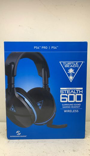 Turtle Beach PS4 Wireless Gaming Headset 101815 for Sale in Federal Way, WA